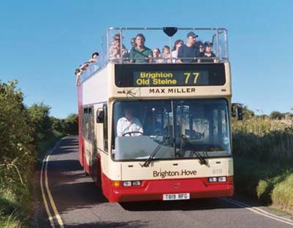 Brighton & Hove Buses to increase frequency of popular routes