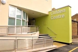 Clifden house homerton hospital sexual health