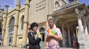 New LGBTQ trail at Brighton Museum