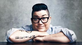 Lea Delaria will be Manchester Parade Grand Marshal