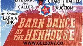 Gay Barn Dance at Wagner Hall