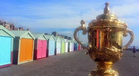 Brighton and Hove prepares for Rugby World Cup 2015!
