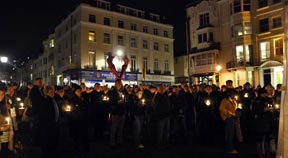 World Aids Day – Call for names