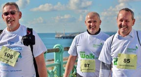 Sign Up for the Martlets 'Only Men Allowed' Charity Walk