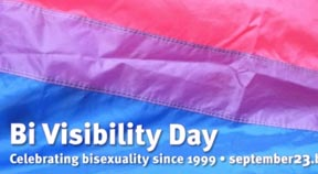 Council workers to celebrate Bisexual Visibility Day – Tuesday, September 23