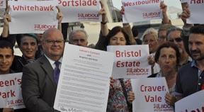 Labour set out ten key pledges for council elections in 2015