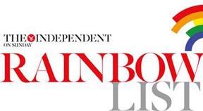 Independent on Sunday 'Rainbow List' nominations close at midnight tonight