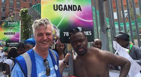 Kemptown MP presses Government to promote LGBT rights in the Commonwealth