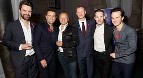 THT supper club raises over £90,000 for people with HIV