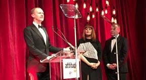 London Switchboard receives 'community award' at Attitude Awards