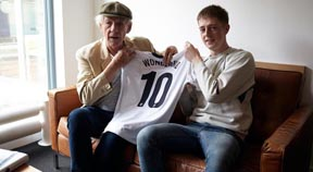 McKELLEN supports LGBT film to tackle homophobia in football