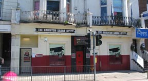 Brighton Sauna need part time staff