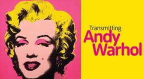 PREVIEW: Transmitting Andy Warhol solo exhibition