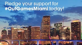 World OutGames Miami launches $200,000 crowdfunding campaign
