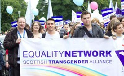 Campaign launched for transgender and intersex rights in Scotland
