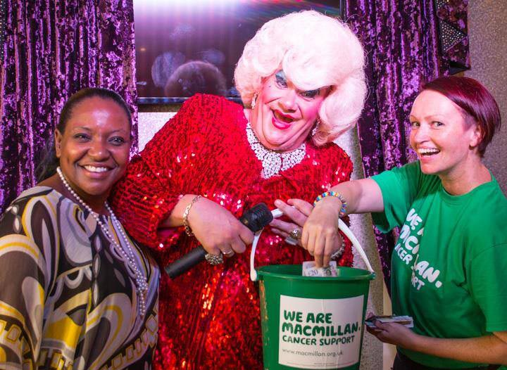 The Bears and Belles raise £425 for MacMillan Cancer Support