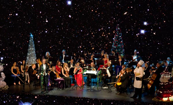PREVIEW: Viennese Strauss Christmas Treat for the family – Eastbourne