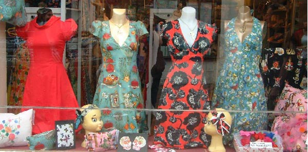 Dressed for Success – vote for your favourite shop window this Christmas