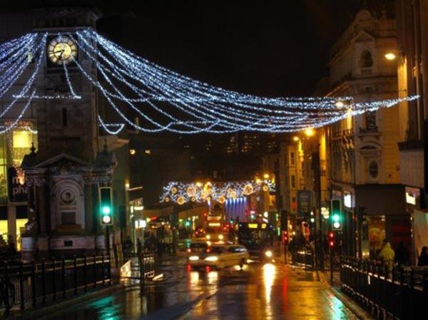 Brilliant Brighton's Christmas lights Switch On 2014