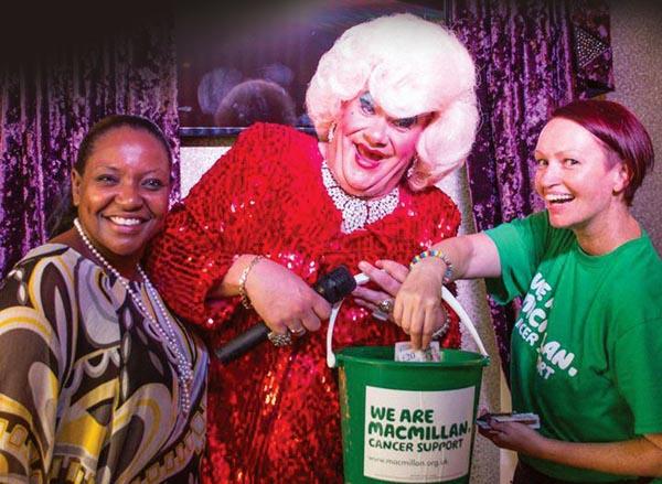 Bear Patrol and Brighton Belles raise £425 for Macmillan Cancer