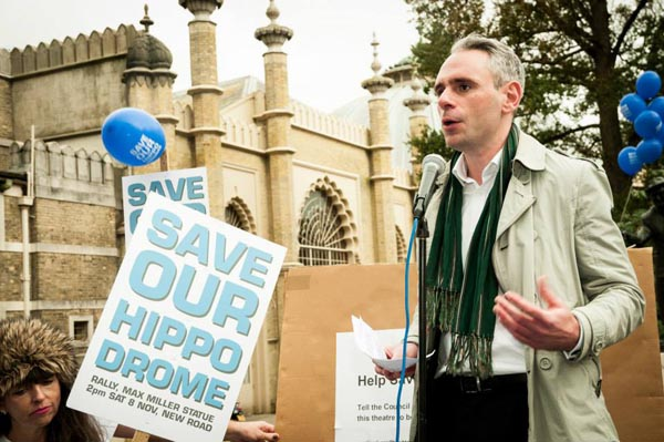Lib Dems supports Hippodrome campaign proposals