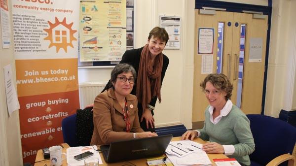 Expert energy advice surgeries roll out across Brighton Pavilion