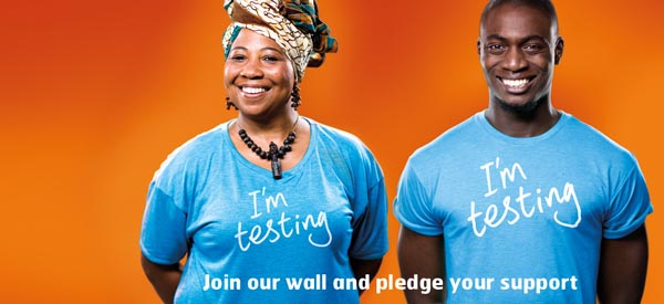 National HIV Testing Week Update: