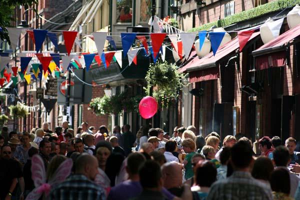 Ho Ho Homo Festival Fun up north!