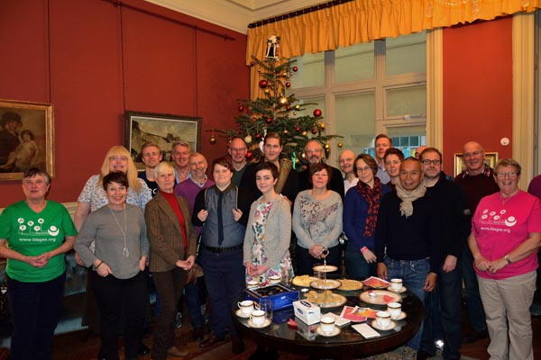 Mayor hosts reception for Euro Games organisers