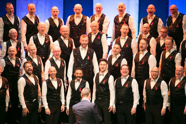 Brighton Gay Men's Chorus welcome new members in January