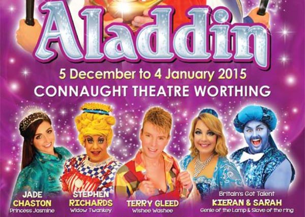 PREVIEW: Aladdin in Worthing