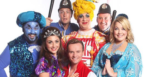 REVIEW: Aladdin in Worthing
