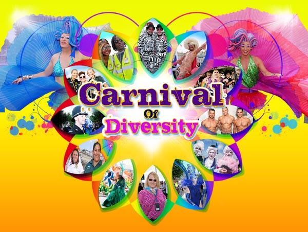 Brighton Pride announce theme for the 25th anniversary 'Celebration of Diversity'