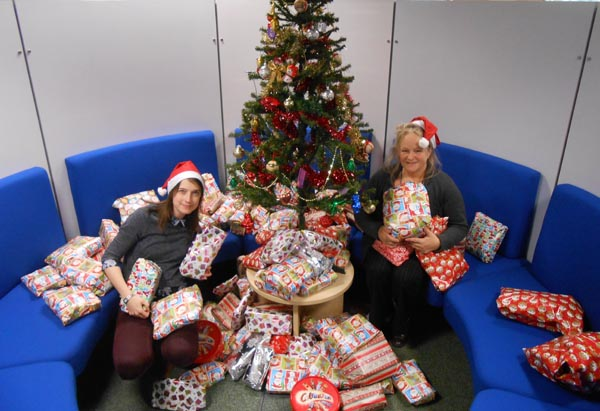 Elf and safety goes mad this Christmas!