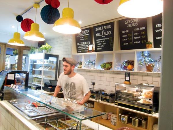 PREVIEW: Infinity Foods Café