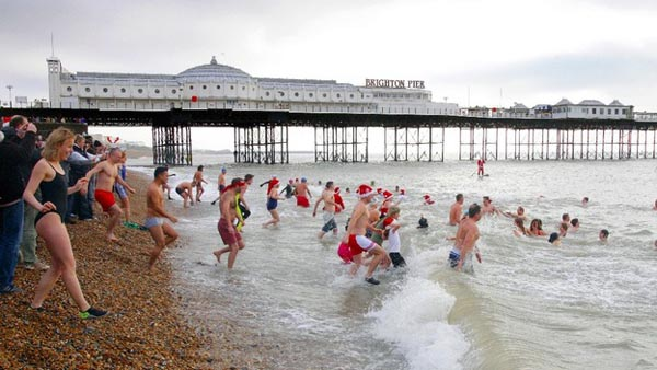 Kemptown MP urges Council to rethink Christmas day swimming ban