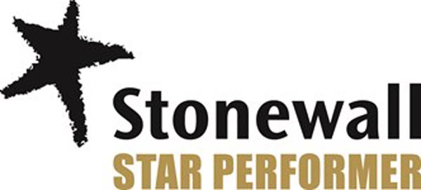 Eight organisations named as 'Stonewall Star Performers'