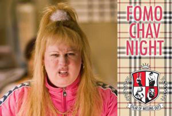 LETTER TO EDITOR: Chav night at Revenge