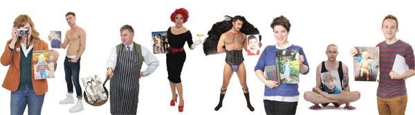 PREVIEW: LGBT photographic exhibition set for Brighton this August