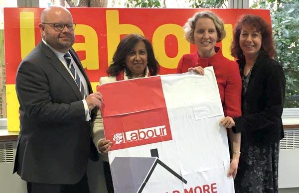 Housing in the city: Labour pledges action