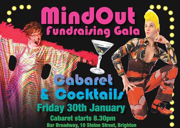 Fundraising Gala for MindOut