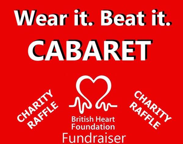WEAR IT! BEAT IT! Fundraiser for British Heart Foundation