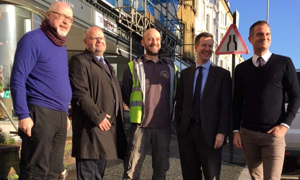 Labour pledges help to small businesses if elected in May