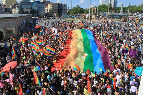 The hottest international Pride events of 2015