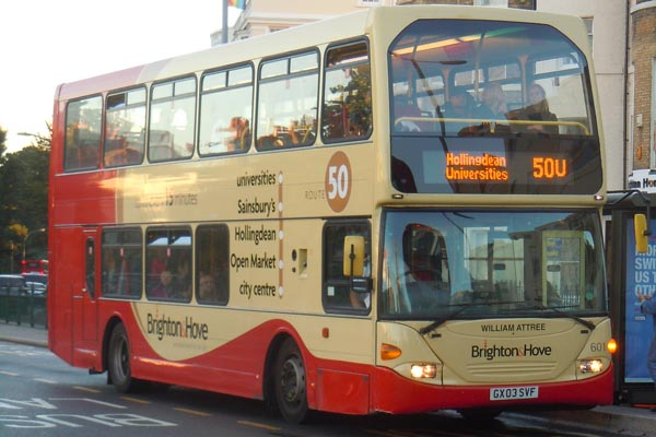Bus company listens to residents