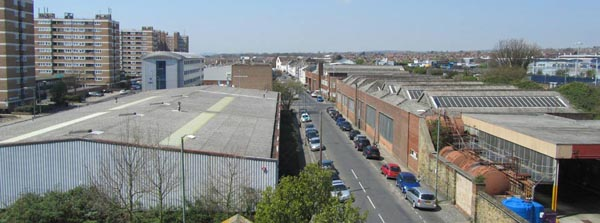 Hove Neighbourhood Forum a first for the city