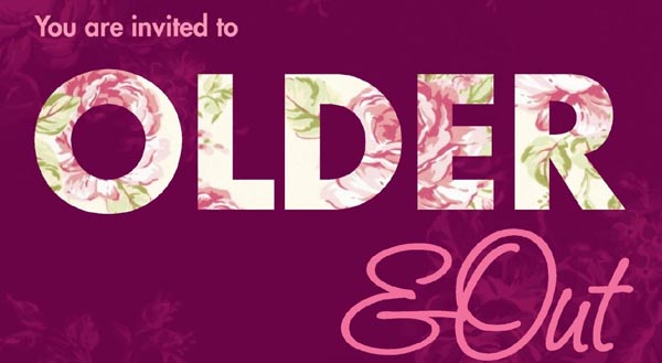 OLDER & OUT January social