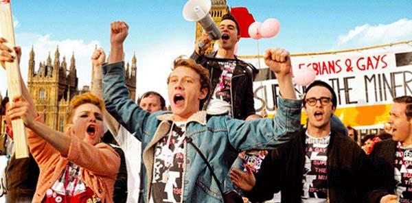 'Pride' the movie 'de-gayed' by USA distributors