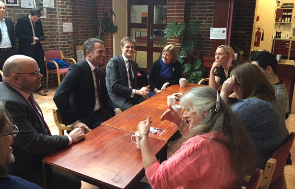 Labour in Brighton and Hove pledge to end youth unemployment in the city