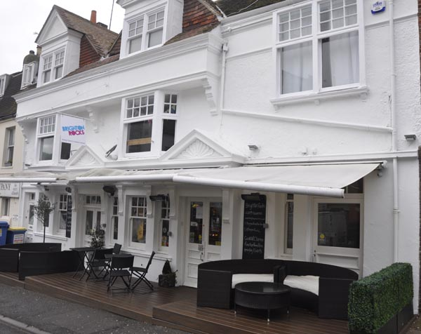 FOOD REVIEW: Affordable fine dining at Brighton Rocks